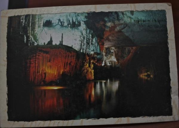 Jeita Caves.