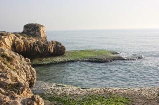 Byblos coast.