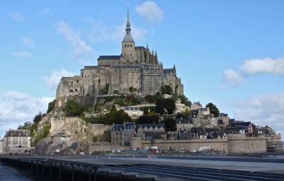 Beautiful Mont St. Michel