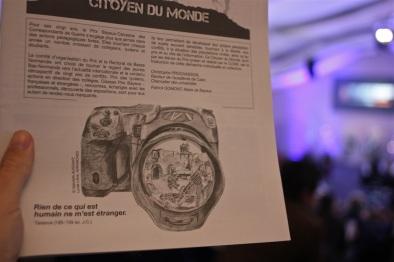 Prix Bayeux-Calvados des Correspondants de Guerre, awards for war correspondants in Bayeux, France.