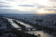 The Seine River.