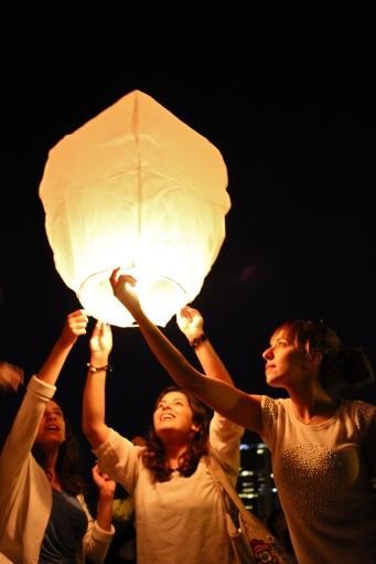 Light a Lantern for Lebanon.